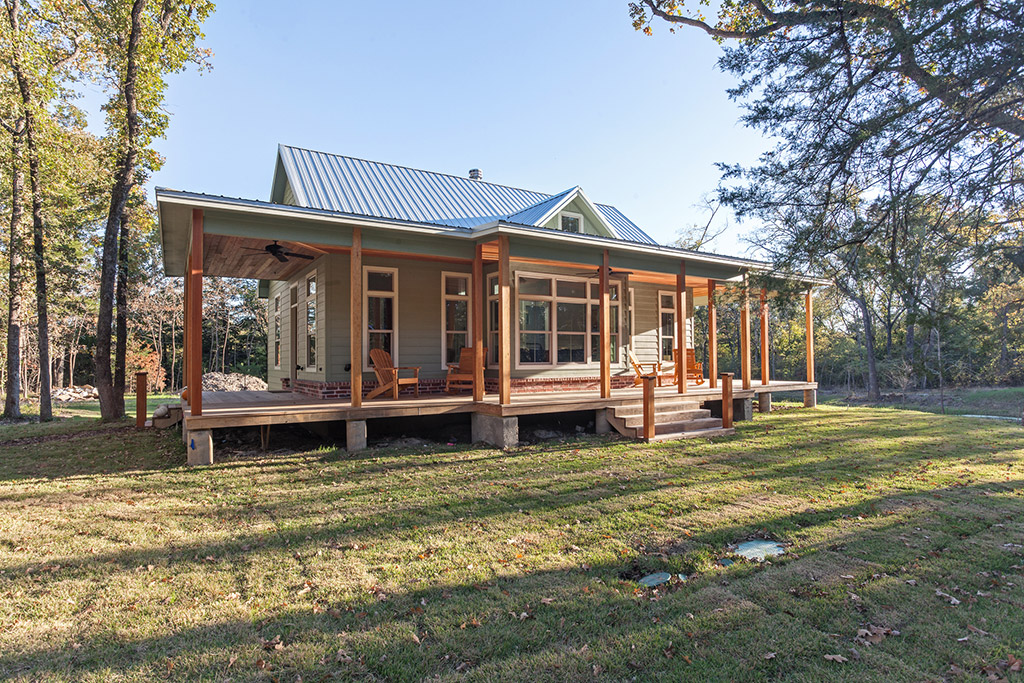 Heth House - Cabins on Bear Pen Creek